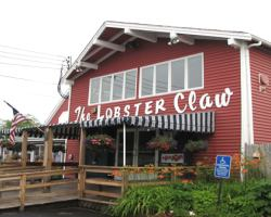 The Lobster Claw Restaurant on Cape Cod